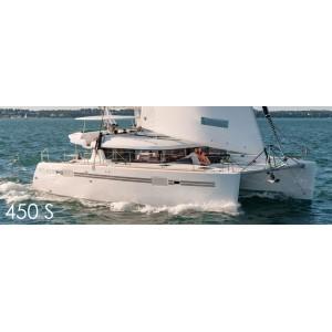Lagoon 450 S & F